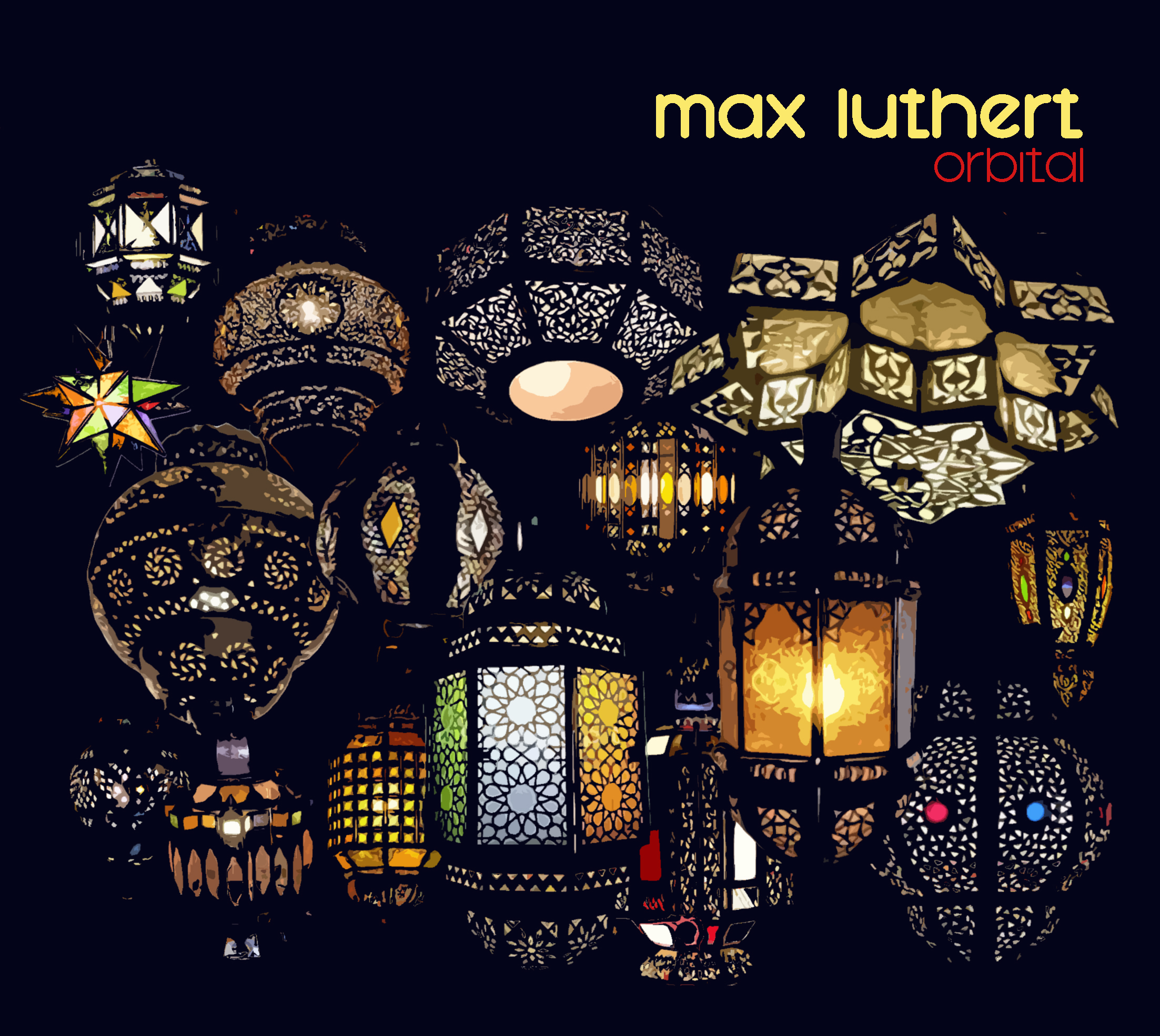 Orbital - Max Luthert Whirlwind Recordings 2014