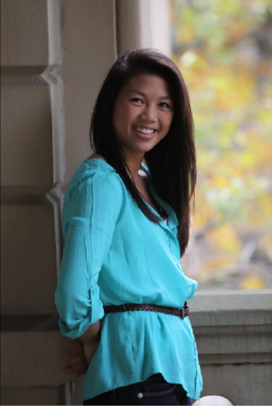 Megan Schaefer  Nordson Corporation Scholar