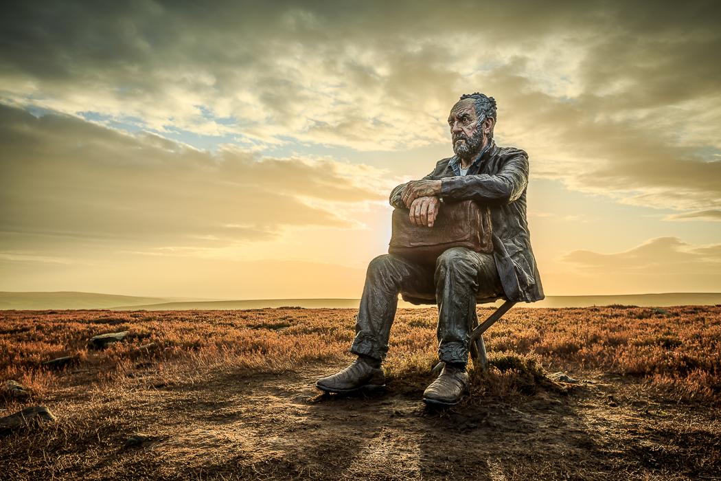 The Seated Man_John Illingworth