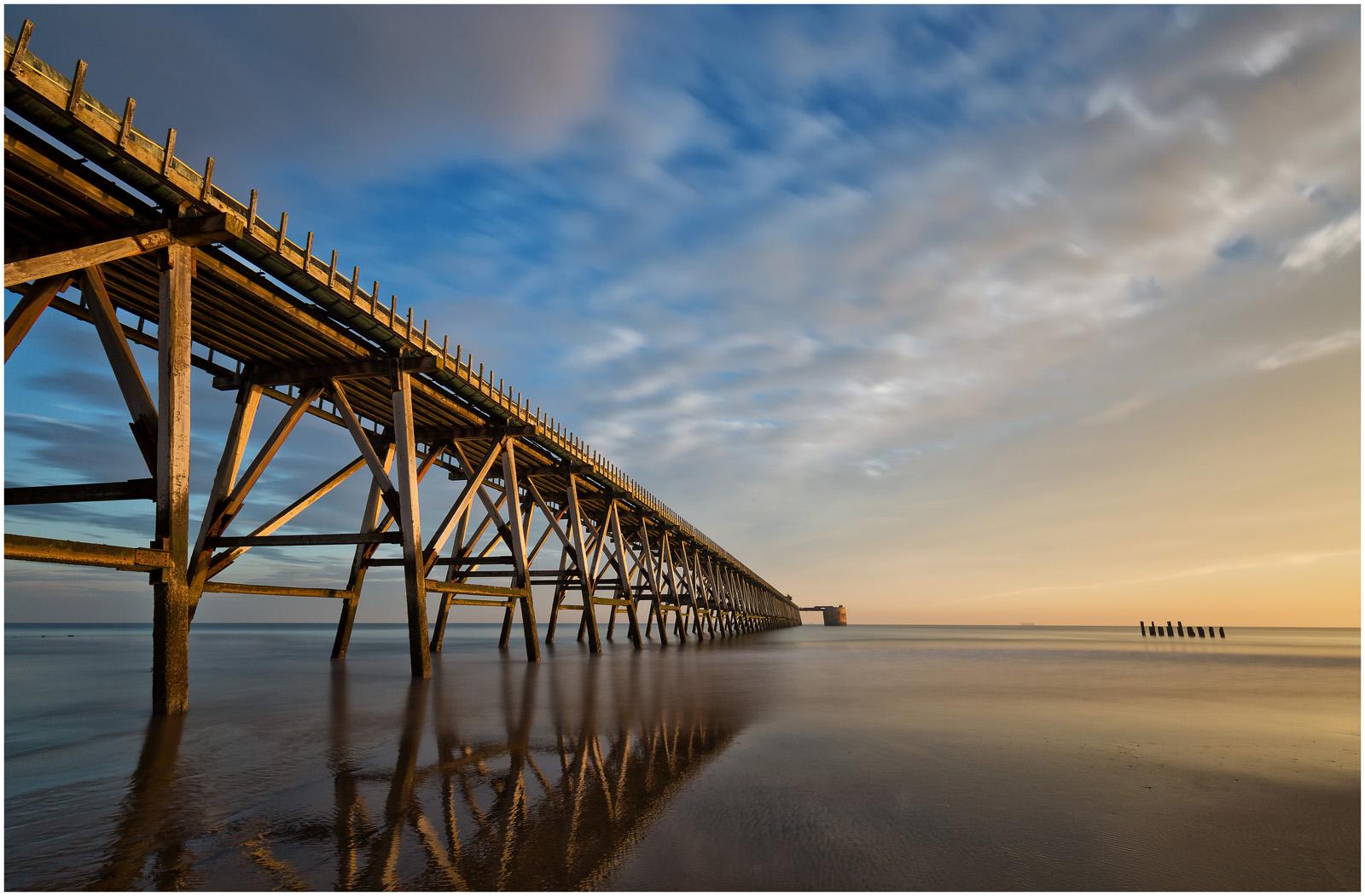 Steetley Sunrise:: Antony Ward