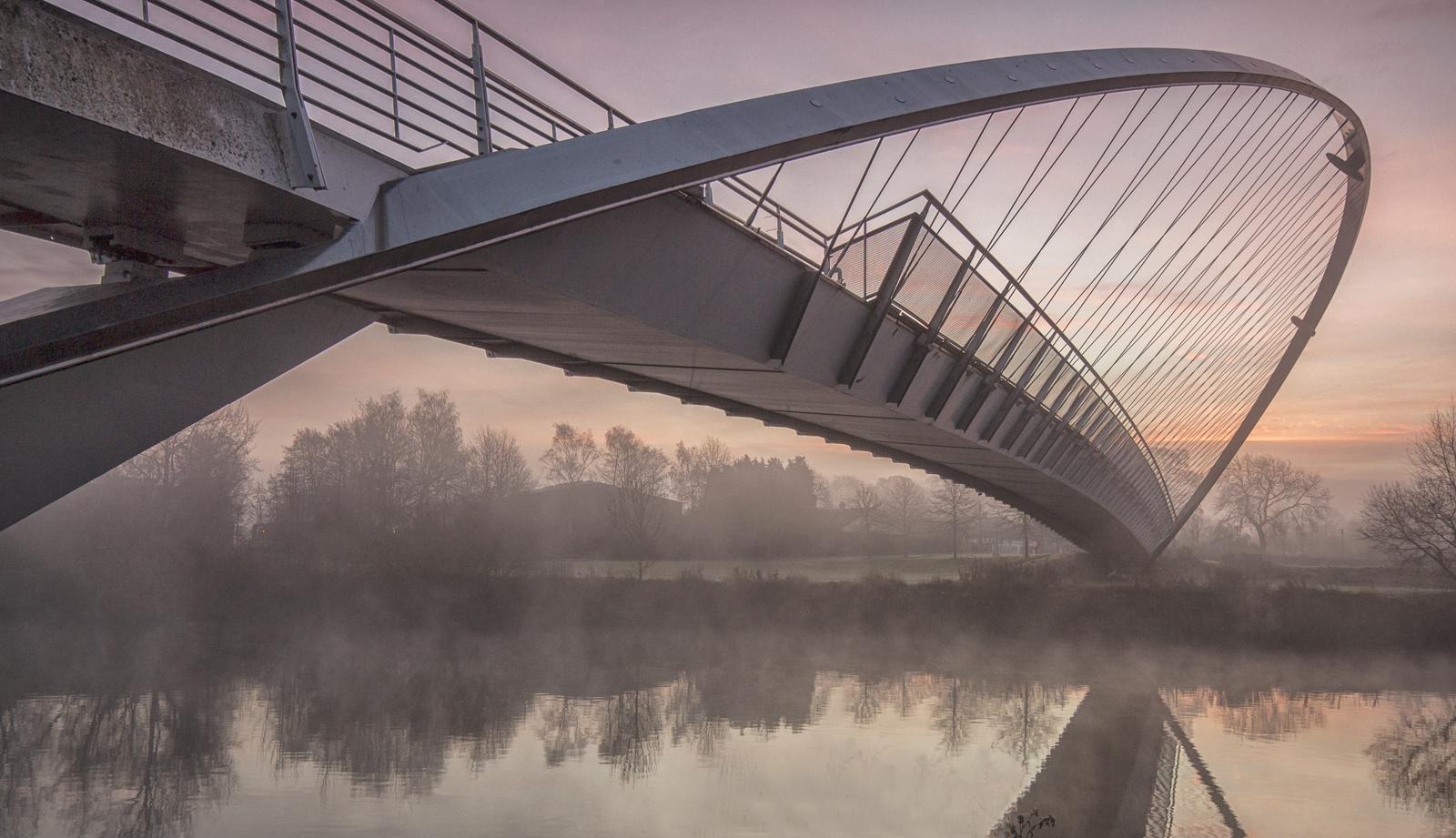 Millenium Bridge by Alison Taylor