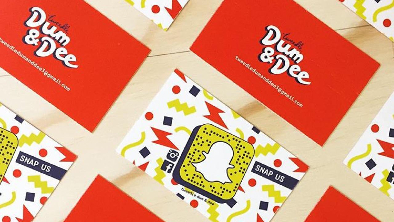 Tweedle Dum & Dee