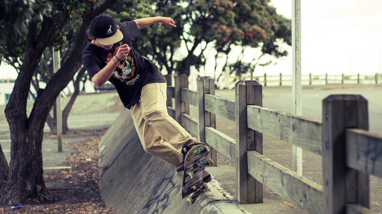 Skateboarding Videography