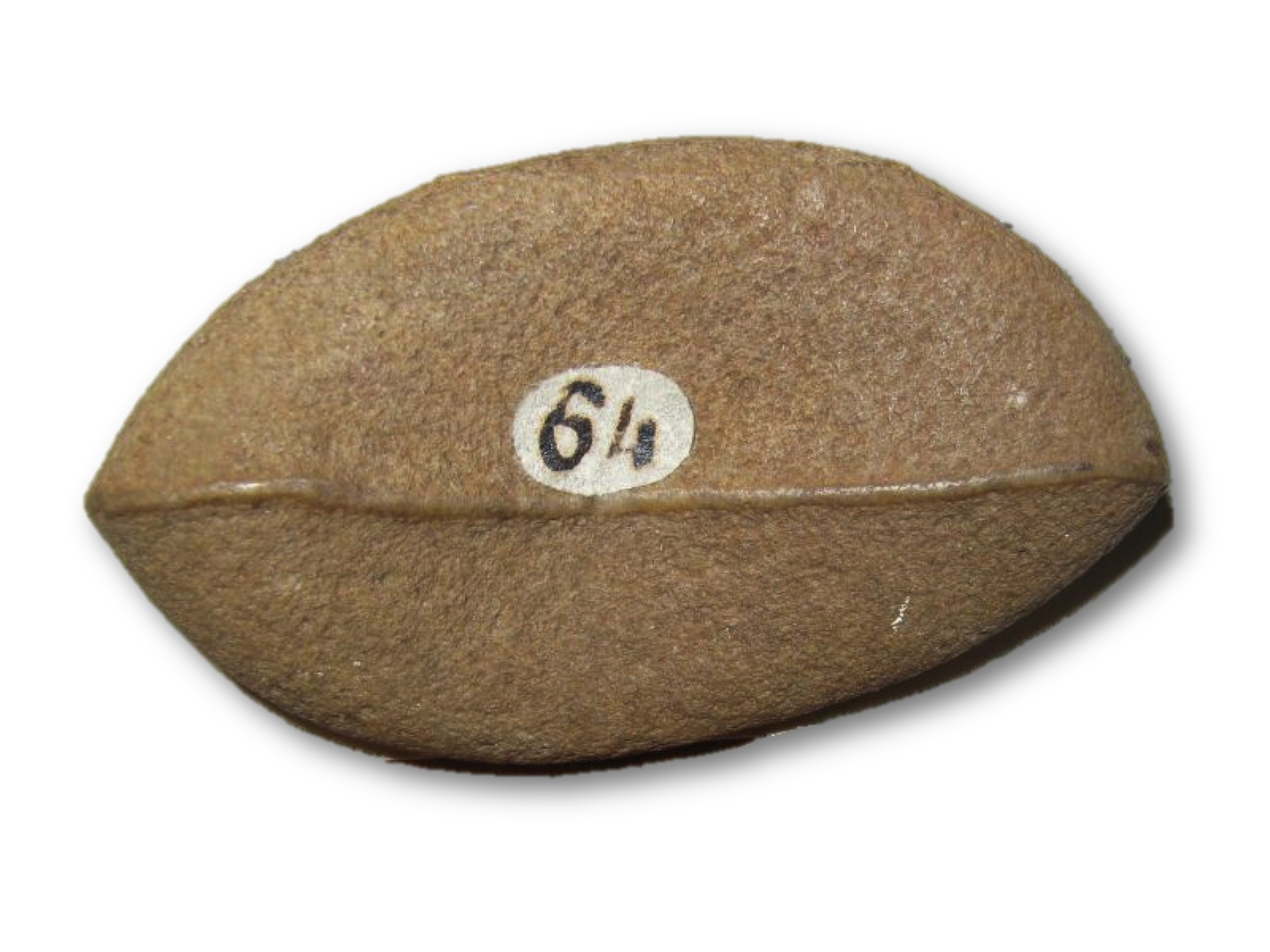 "Stone c.226, a ""flinty peble,"" that was the first Woodward ever took notice of, or bothered to collect. (c) Department of Earth Sciences and Sedgwick Museum, University of Cambridge."