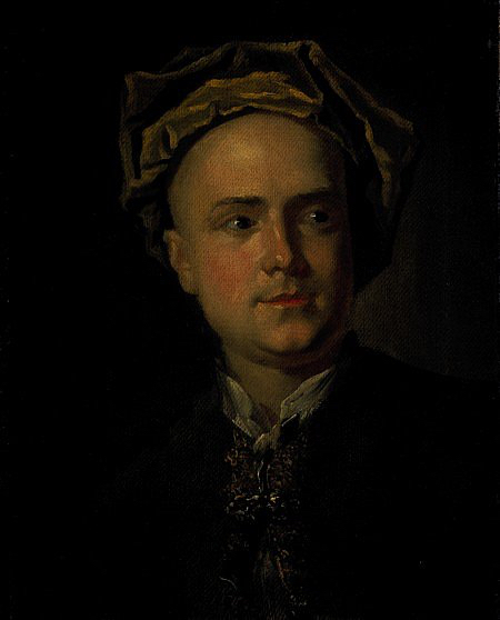 John Gay, by William Aikman (ca. 1720) (c)c National Portrait Gallery of Scotland,  PG718