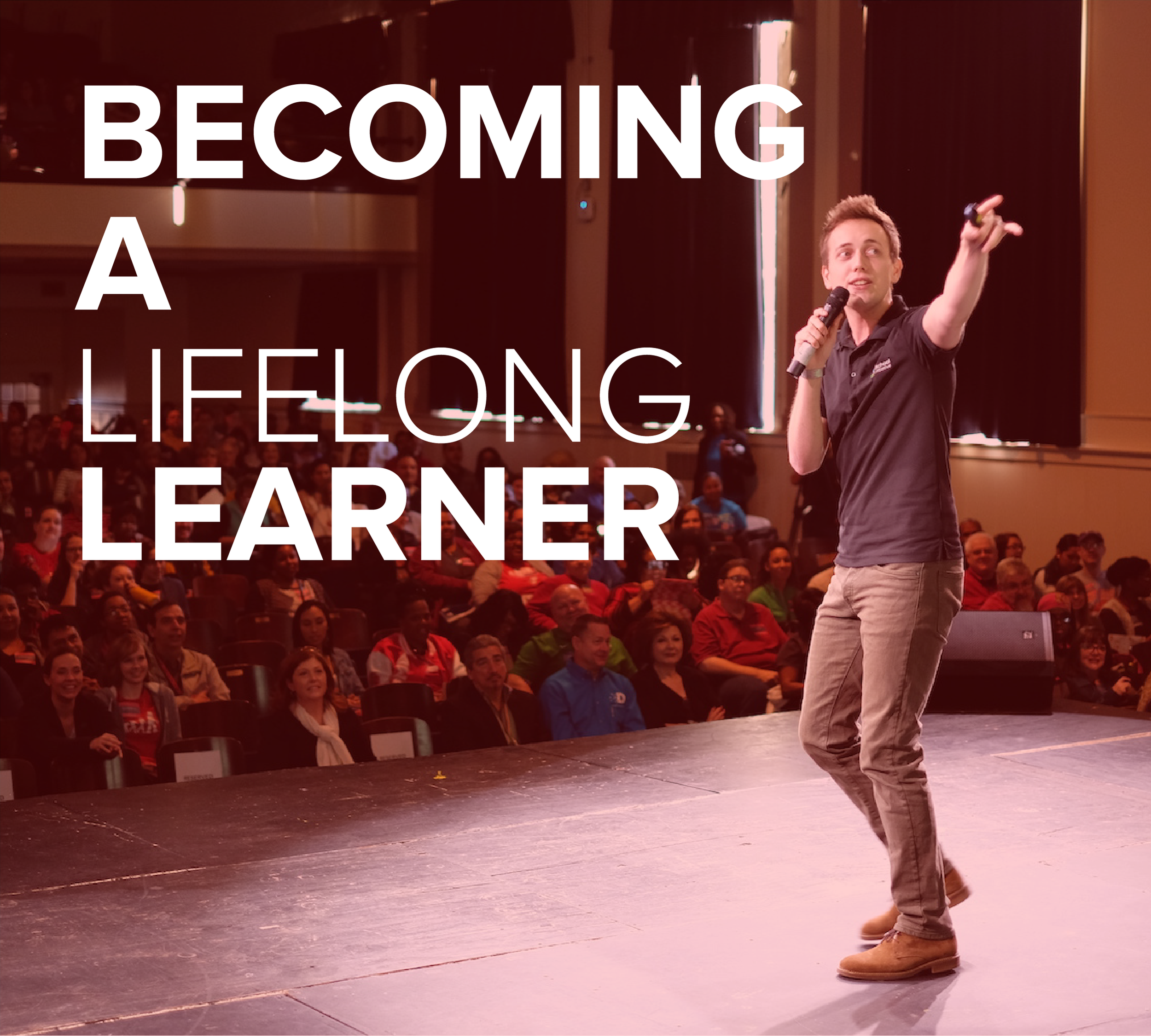 Take a journey with college student, Travis Allen, and learn what it means to be a lifelong learner. This concept has an entirely new definition in today's Information Age and it requires us to create new skills while at the same time, embracing our inner student. Discover how schools, teachers, and the students themselves unintentionally obstruct their own path for the best possible education. And, most importantly, learn how to cultivate the right environment to break past these barriers.
