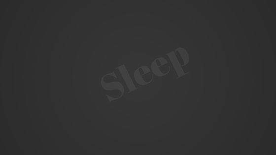 Sleep, How to sleep better, get more sleep