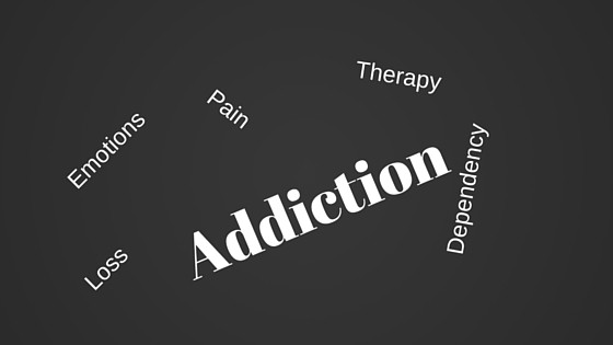 Addiction, emotions, therapy, counseling