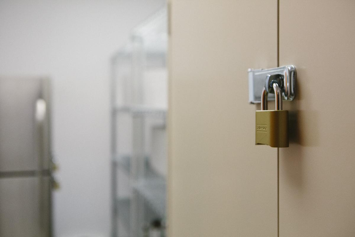 Secure Medication Storage