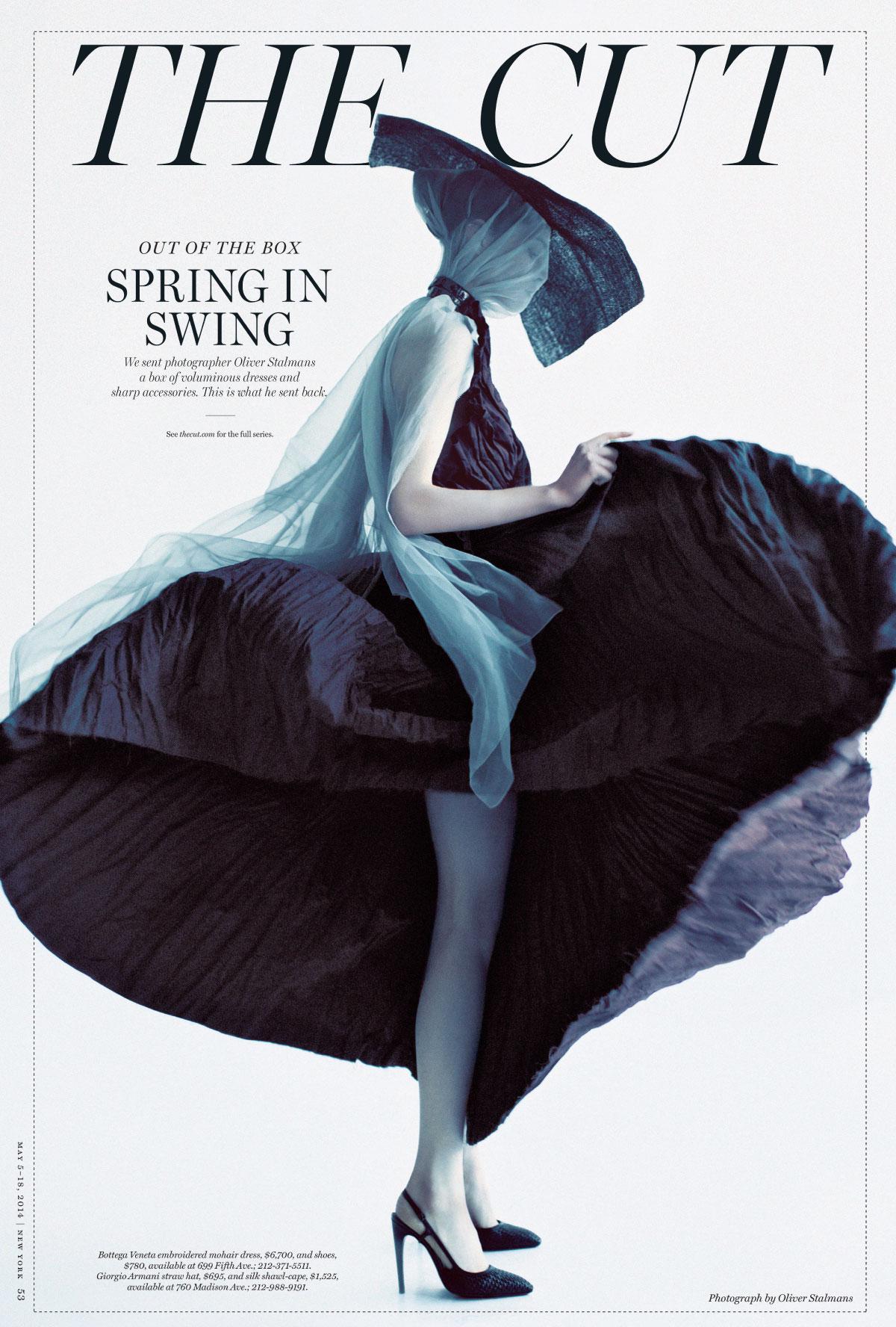Spring in Swing