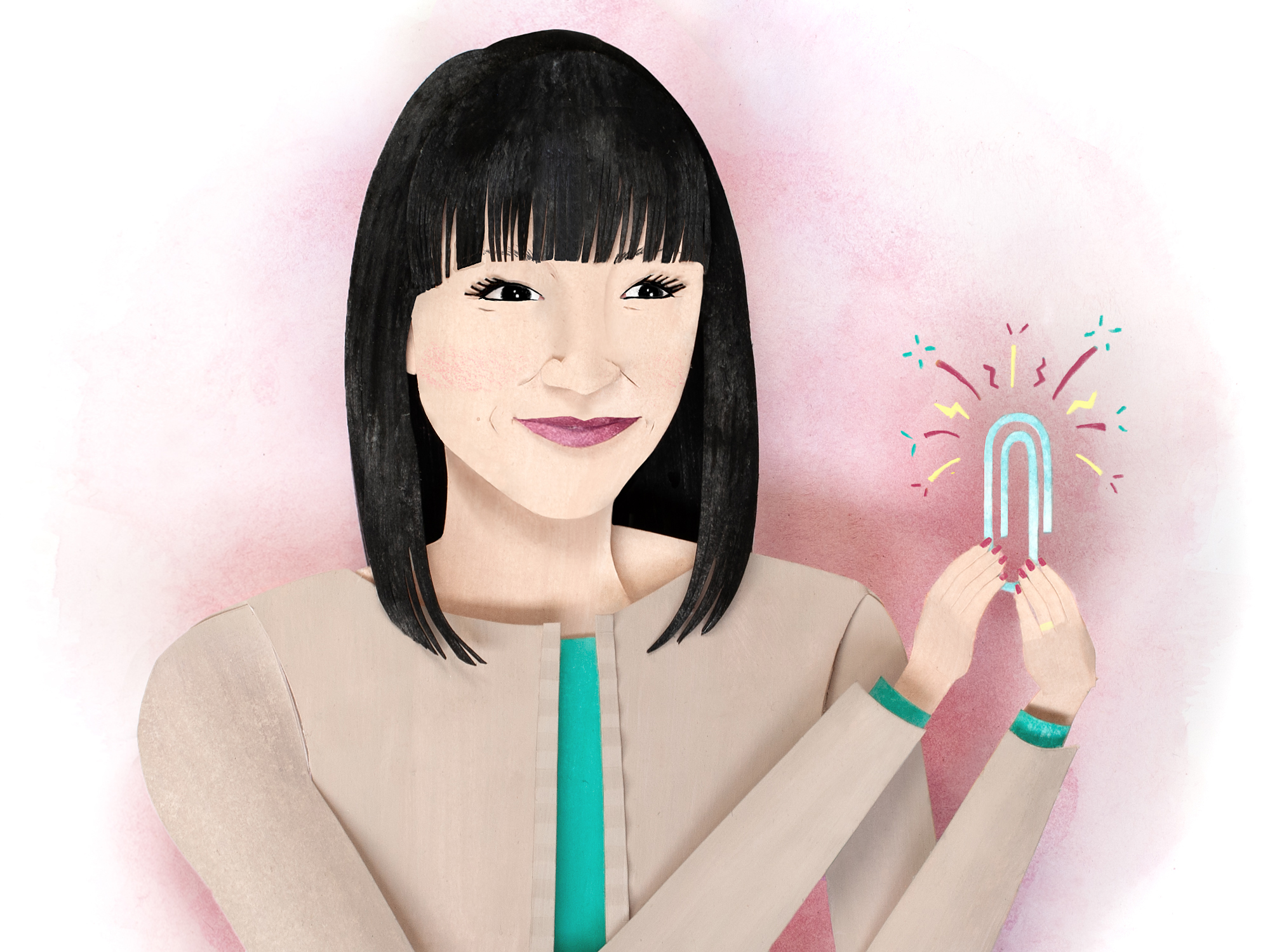 Marie Kondo's Next Project Will Tackle Sparking Joy at Work Marie Kondo's Next Project Will Tackle Sparking Joy at Work