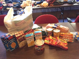 Immaculate Conception St. Joseph Parishes Food Pantry