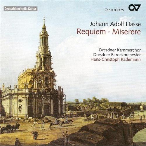 Johann Adolf Hasse - Requiem · Misere