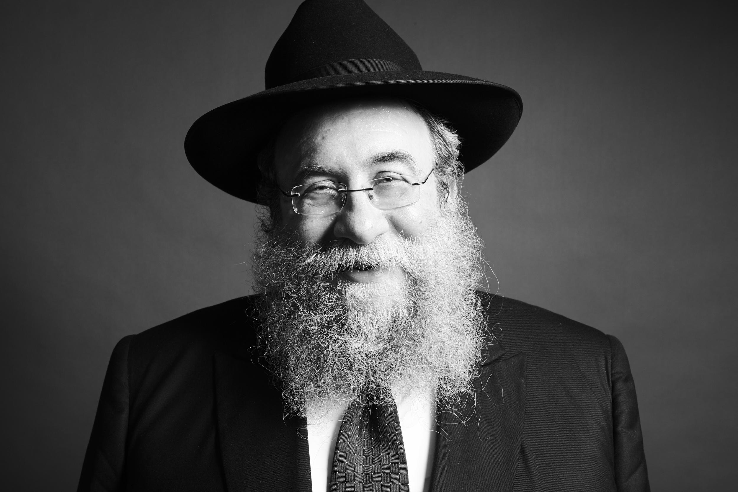 RABBI YISRAEL DEREN