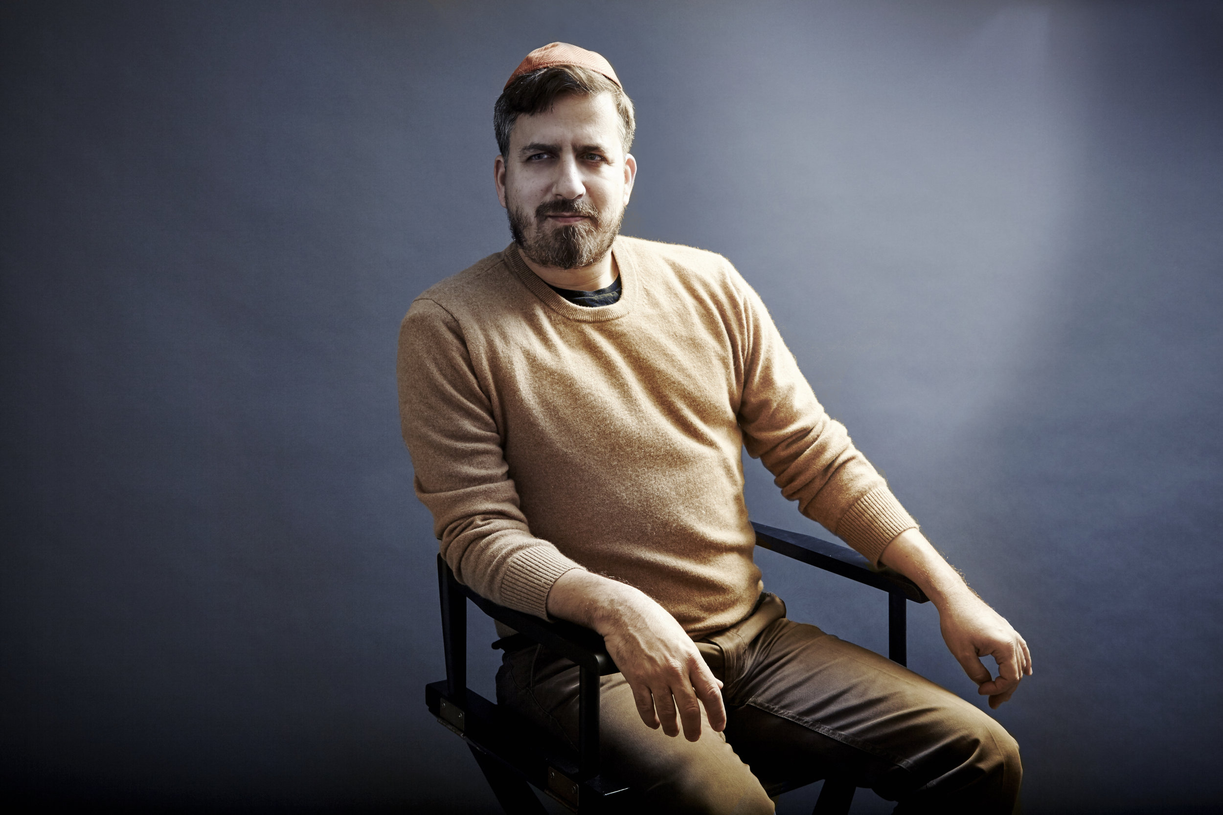 DANNY FINKELMAN, FILM DIRECTOR AND PRODUCER