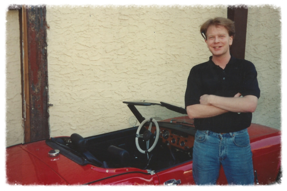 Ciaran Reilly & the Car that Crashed into Paddy Reilly's