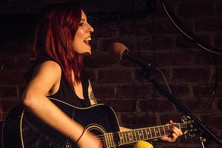 Singer Songwriter Open Mic