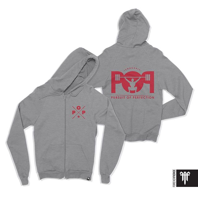 Our new hoodies are on their way! Pre-order yours to make sure you have it in time for the cold weather. Available in sizes XS to XXL. Link in bio