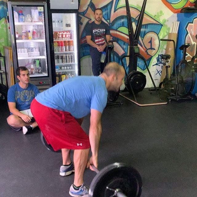 20.1 - This Was A Spicy One 🔥 • #TwentyPointOne #InTheOpen #Barbells #Burpees #Snatches #CleanAndJerks #FunctionalTraining #ConstantlyVaried #HighIntensity #CrossfitGames #CrossfitPOP #CrossfitCommunity #Crossfit #Rogue #Reebok #Nike #NewRochelle #WestchesterNY