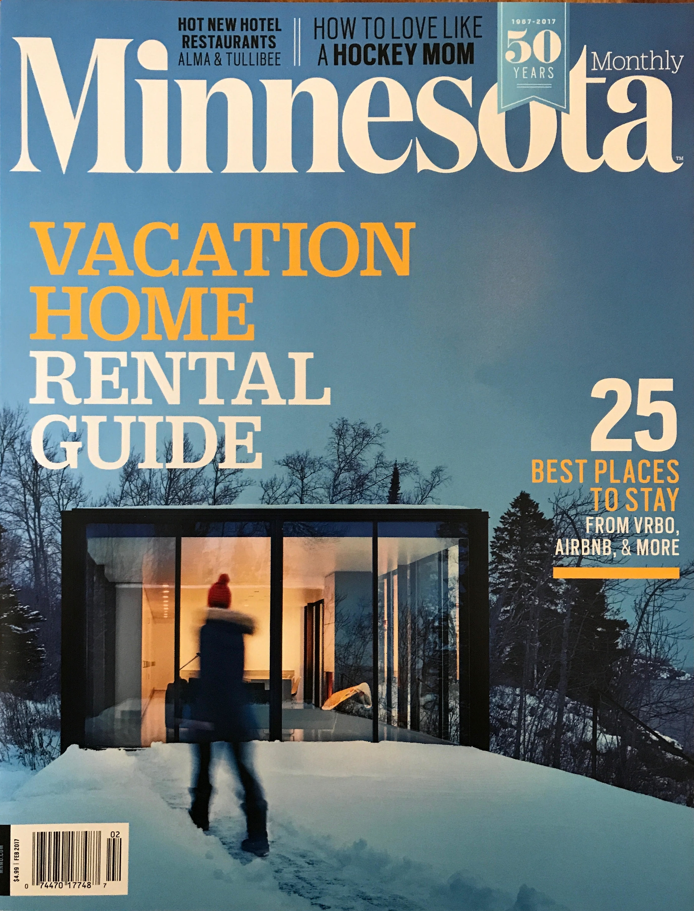 Top 25 Places to Stay 2017 -