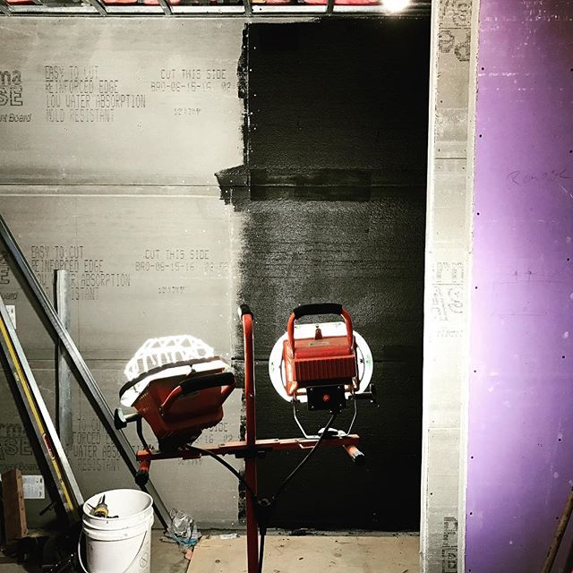 Drywall is going up on Prince Street. You know what that means... finishes are coming soon!
