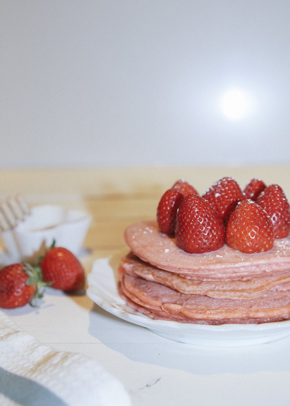 strawberry pink pancakes_25