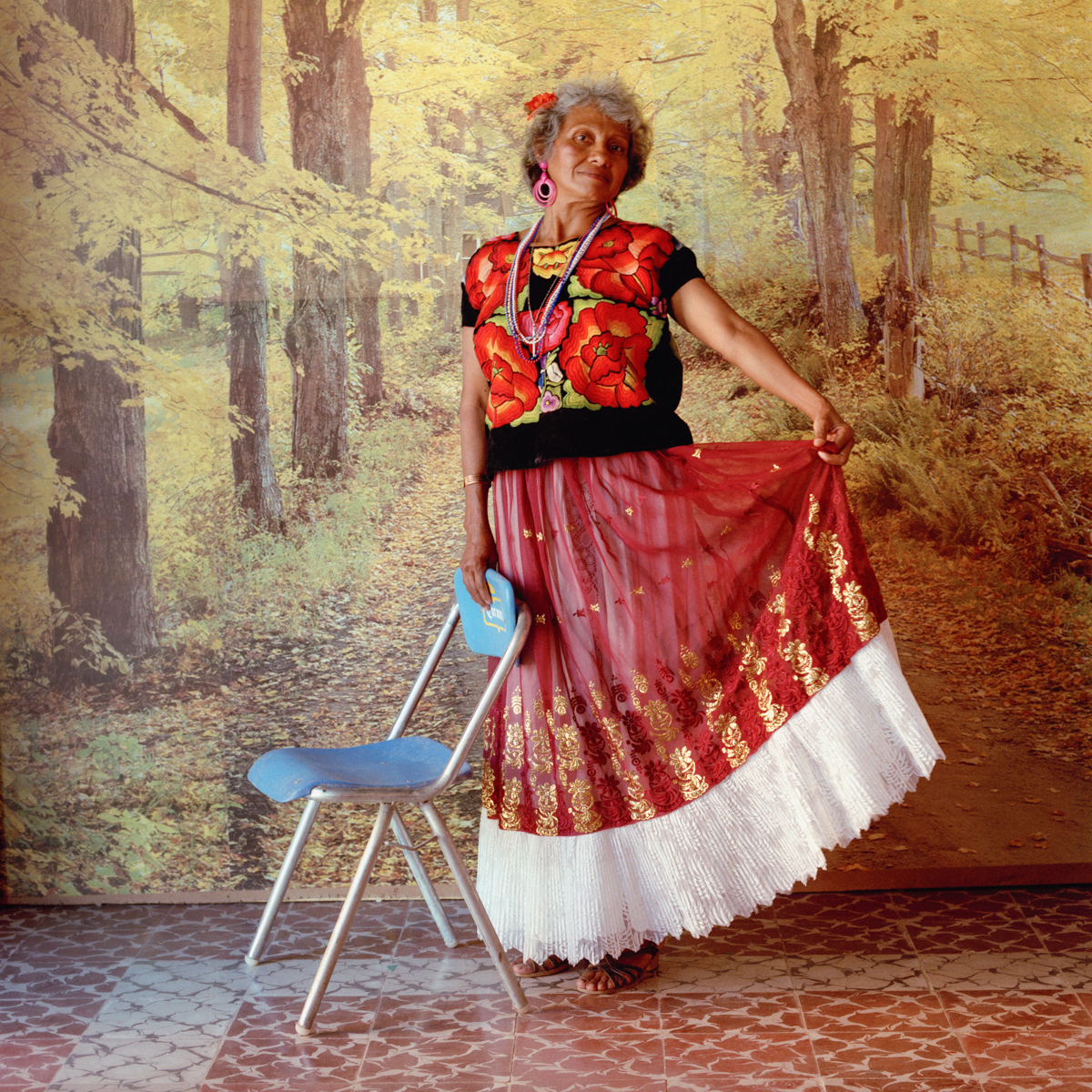 The Autumn of the Matriarch, Juchitán, Oaxaca, México 1986