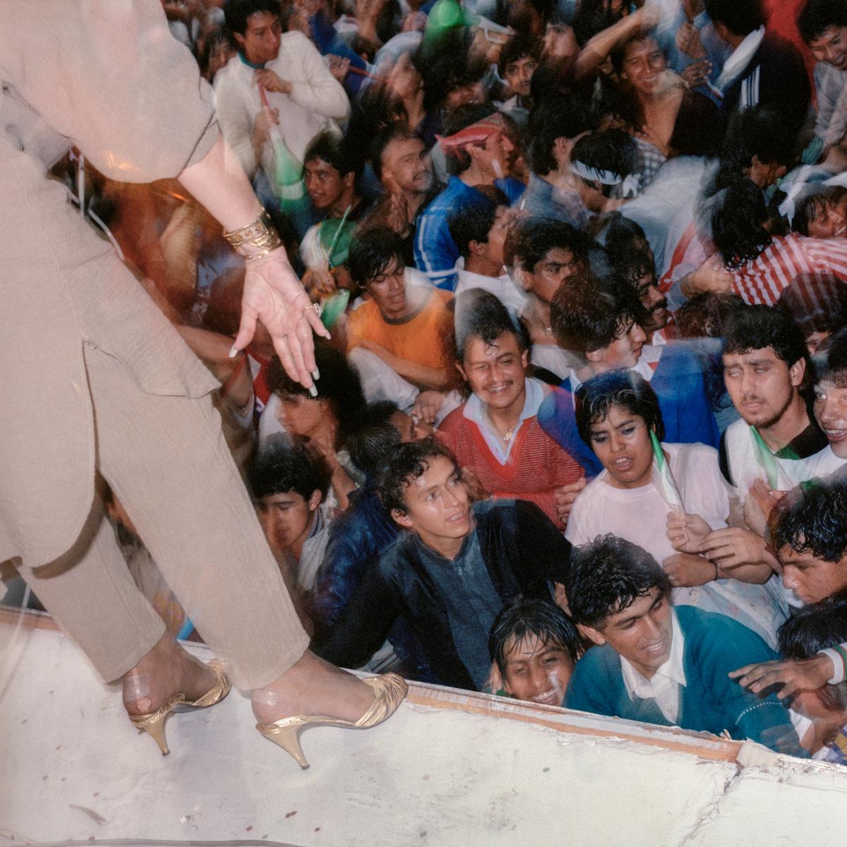 Street Performer, México City 1986