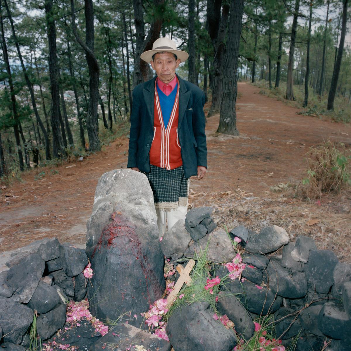 Shaman, Guatemala 1986