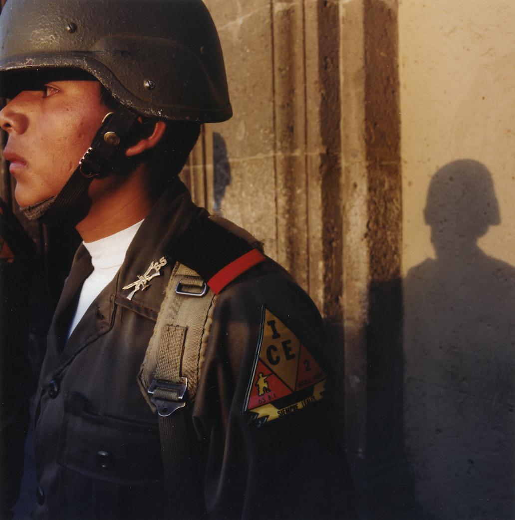 Sentry, México City 1990