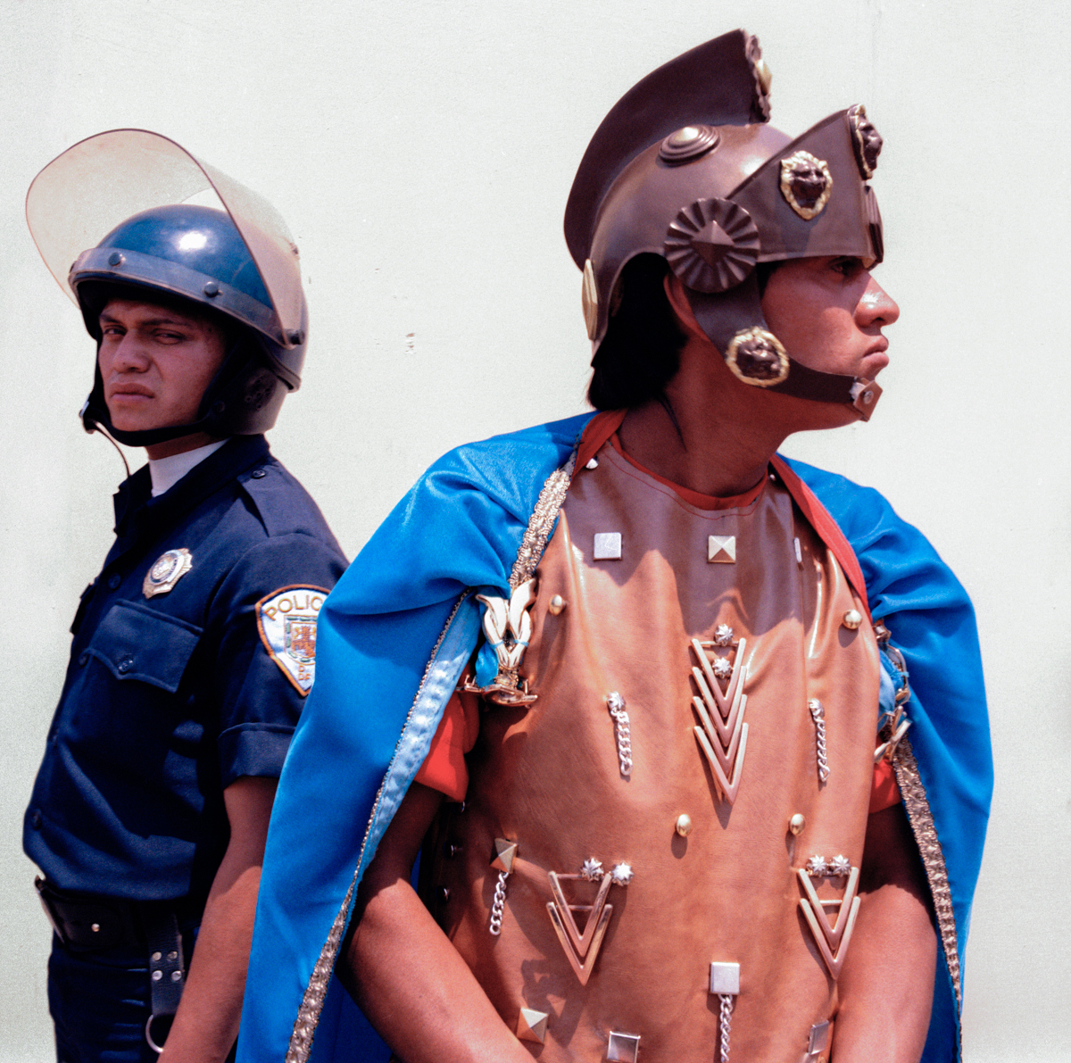 Centurions, Iztapalapa, México 1989