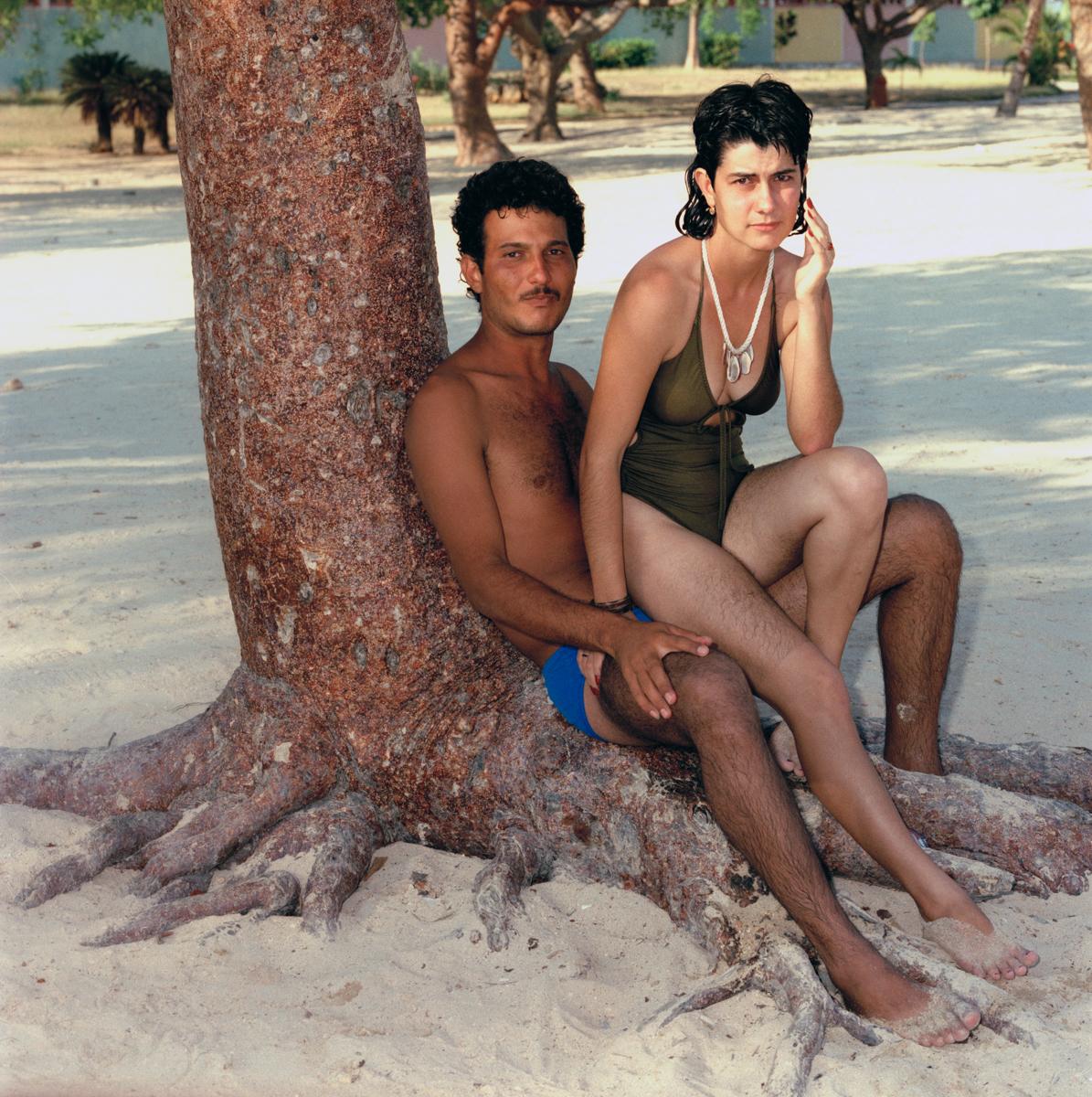 Couple, Trinidad, Cuba 1989