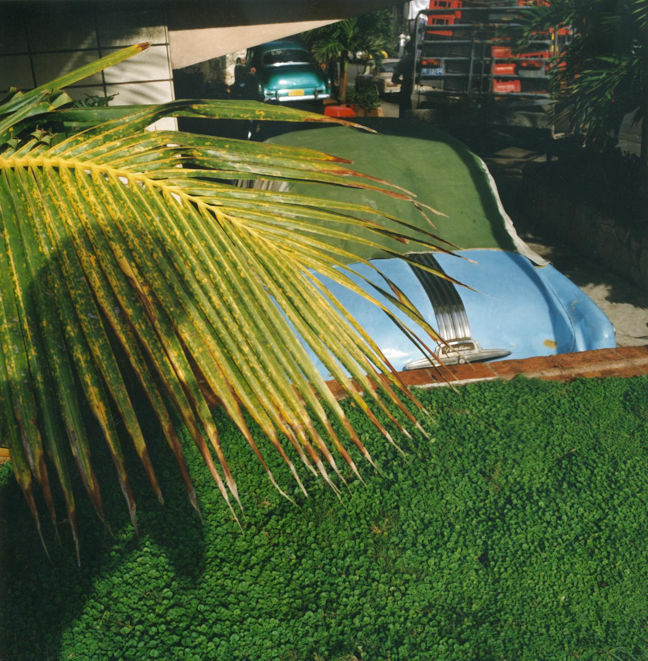 Havana (blue car) 1990