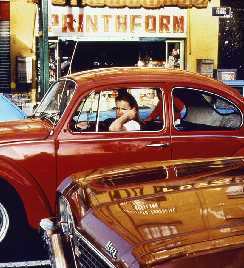 Traffic, México City 1985