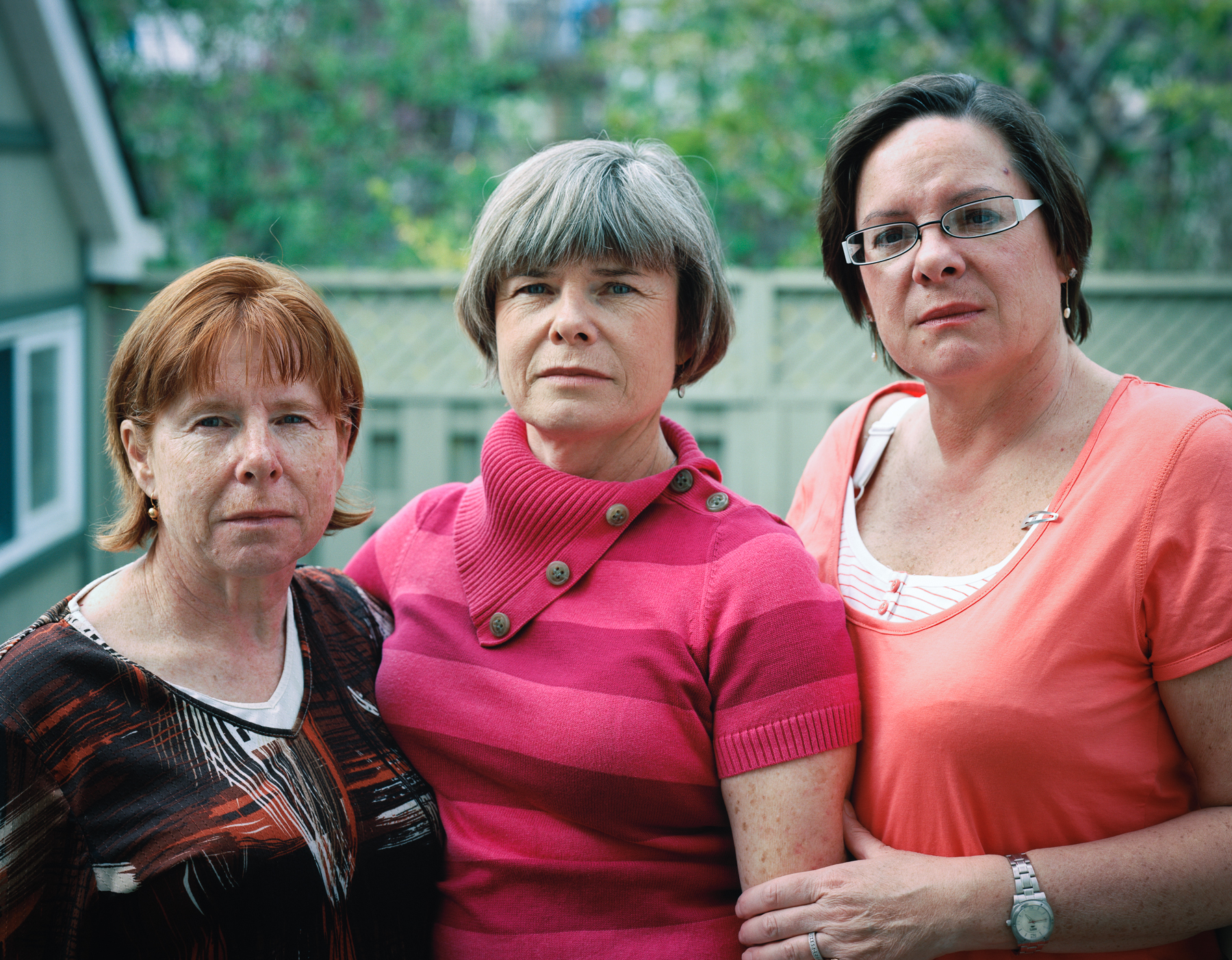 Maureen, Jean, Mary 2010