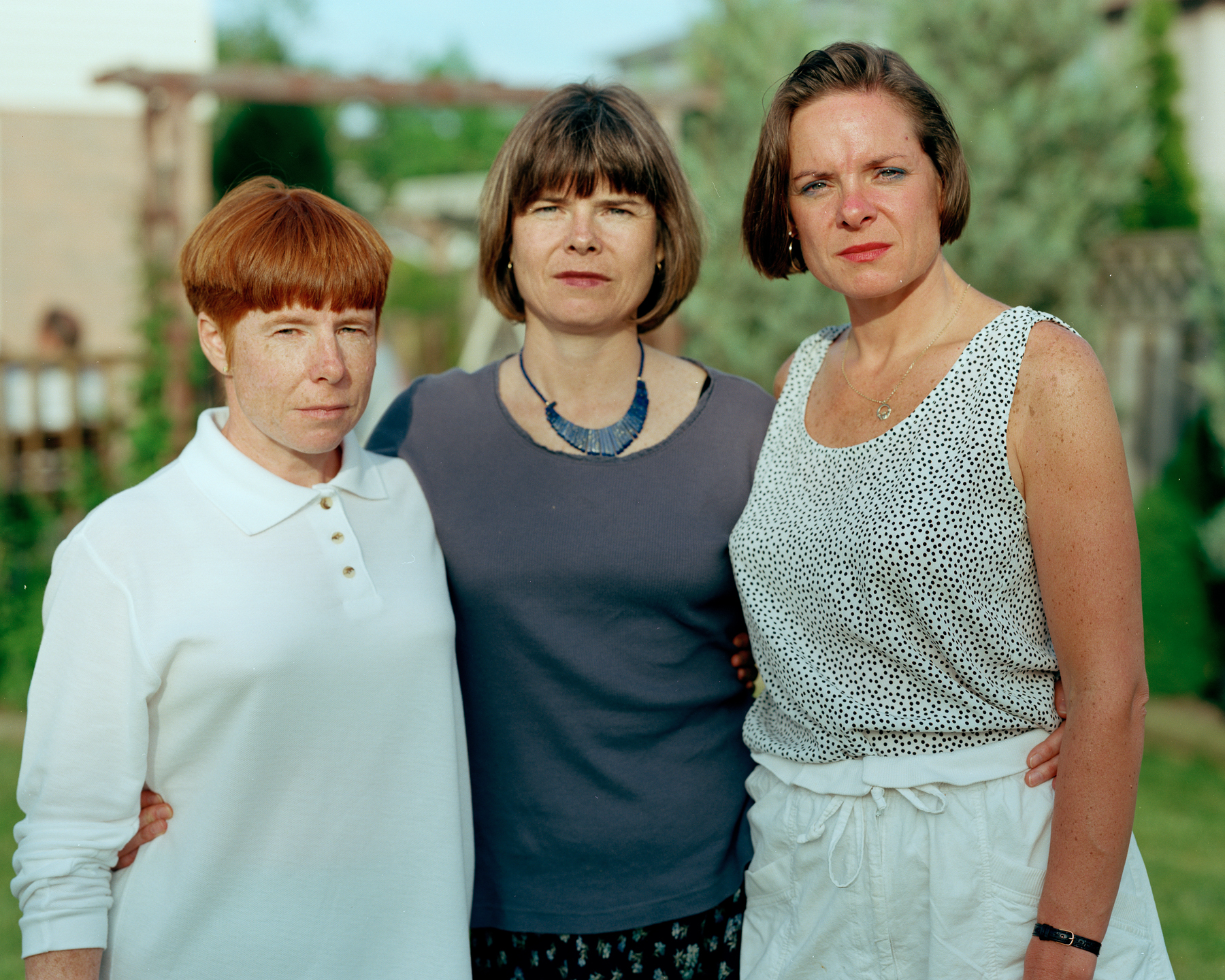 Maureen, Jean, Mary 1997