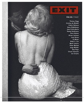 Work published in the 64th edition of EXIT, a photo magazine from Spain