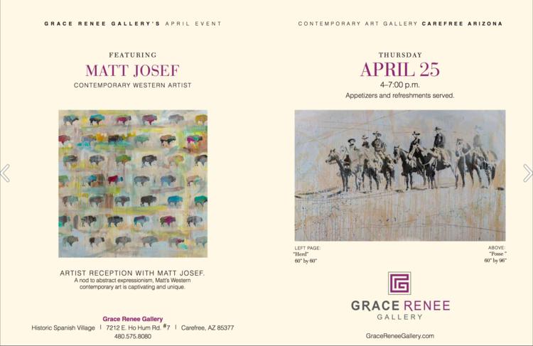 Events — Matt Josef