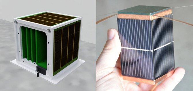 UoMBSat-1, Science PocketQube
