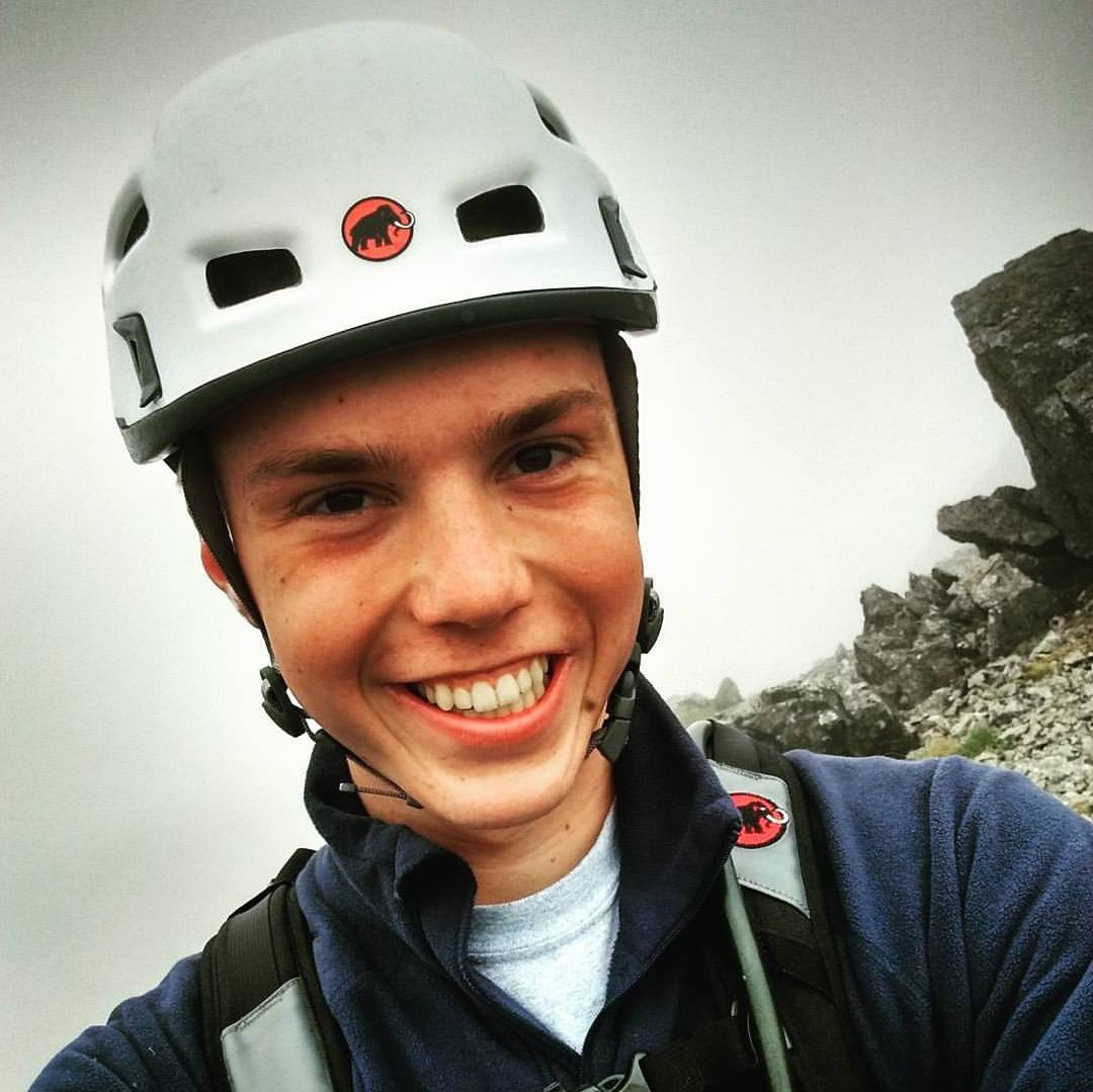 Web Sec - WEB SEC (/CLUB PHOTOGRAPHER / CLUB DJ / CLUB SOCIAL MEDIA MANAGER)Name: Ed MasonStudy: 1st Year BSc Geography (The science of colouring in)Email: web@luuhc.comHometown: Guildford (A posh town down South)Favourite Hike: North Face of Tryfan onto Bristley Ridge / anything on the South West Coast PathEssential Hiking Kit: Camera and several lensesBiggest Hiking Fail: Getting a taxi from Henry Price to Fruity