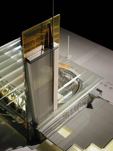 Madison Square Garden Renovation Study Meis Architects