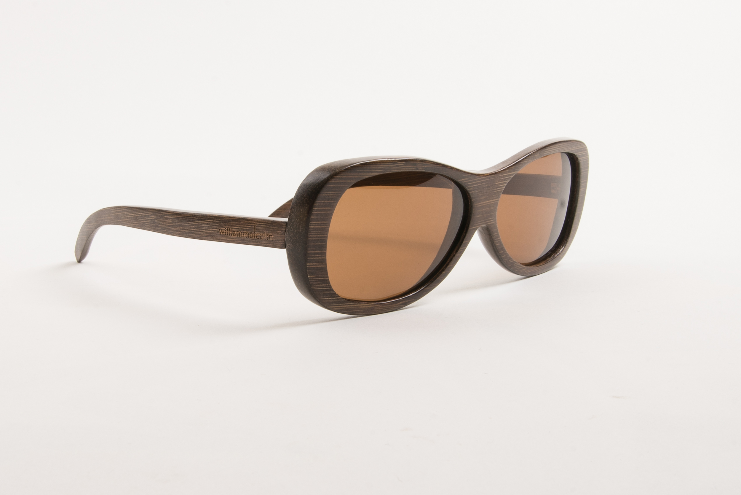 William Malcolm Luxe Collection Wood Eyewear