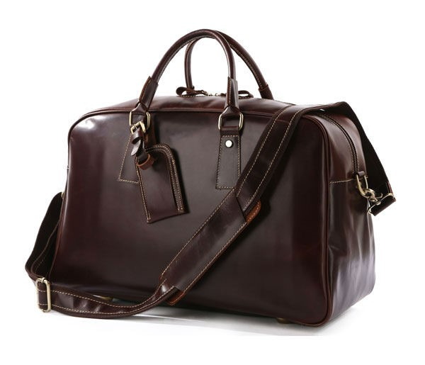 """William Malcolm Luxe Collection Detroit Bag Company Overnight Bag.""  Detroit Bespoke Suits. Custom Suits Detroit"