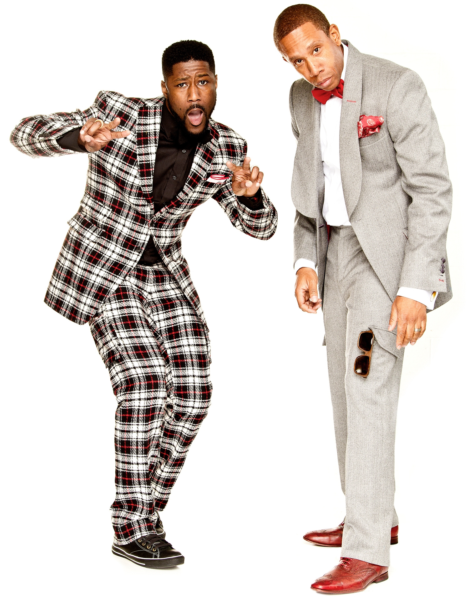 William Malcolm Luxe Collection + Nate Burleson