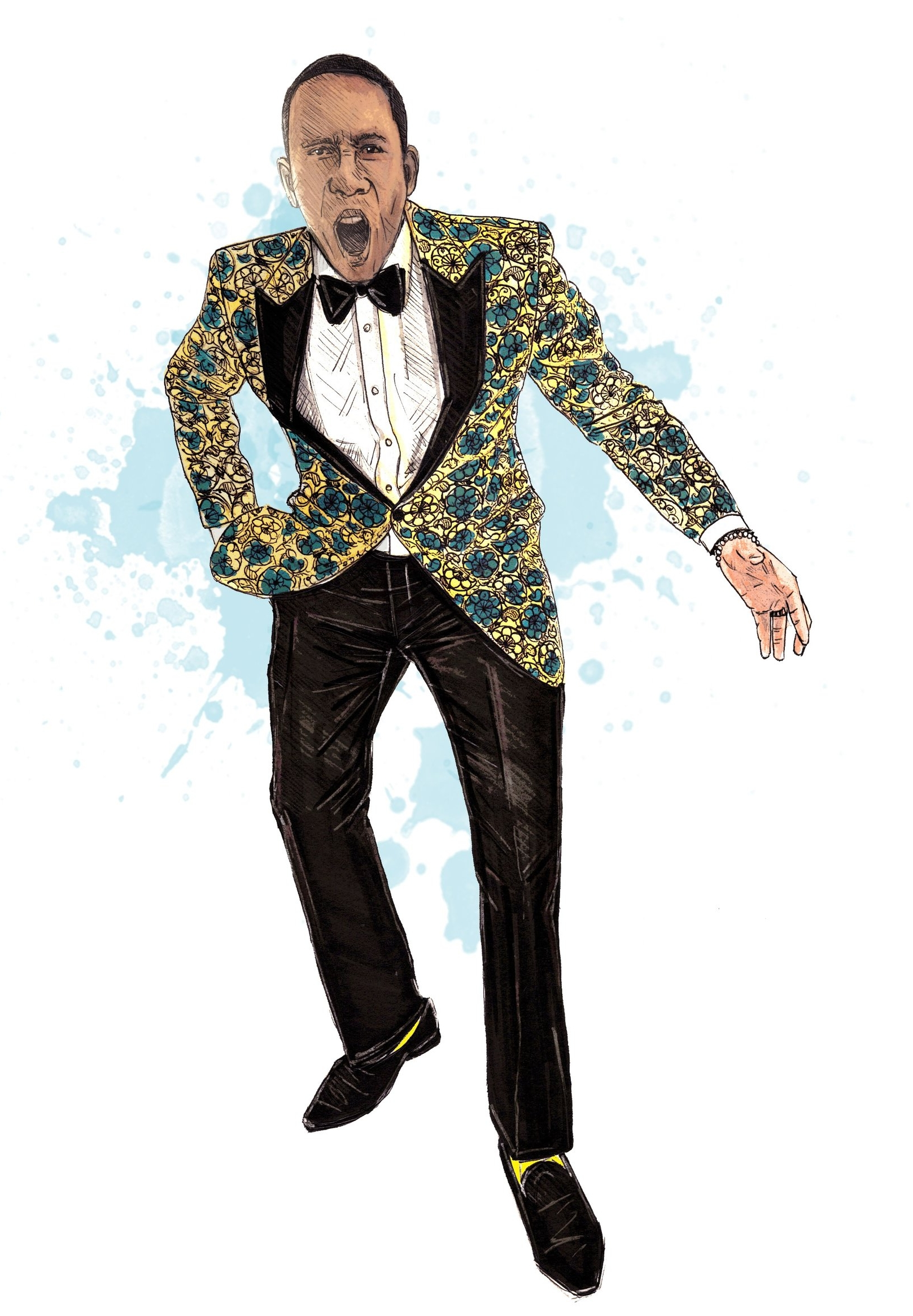 William Malcolm Luxe Collection  Bespoke