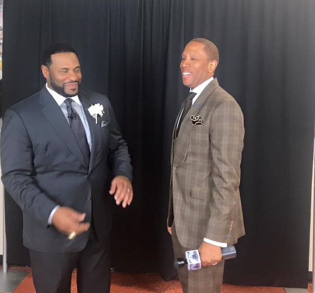 william malcolm & Jerome.Bettis