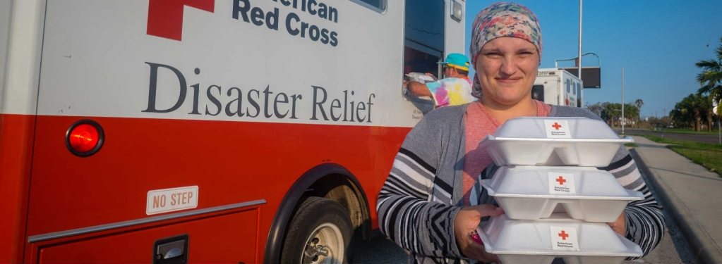 Help People Affected By  Hurricane Harvey . Make A Donation To  Red Cross ® Today.