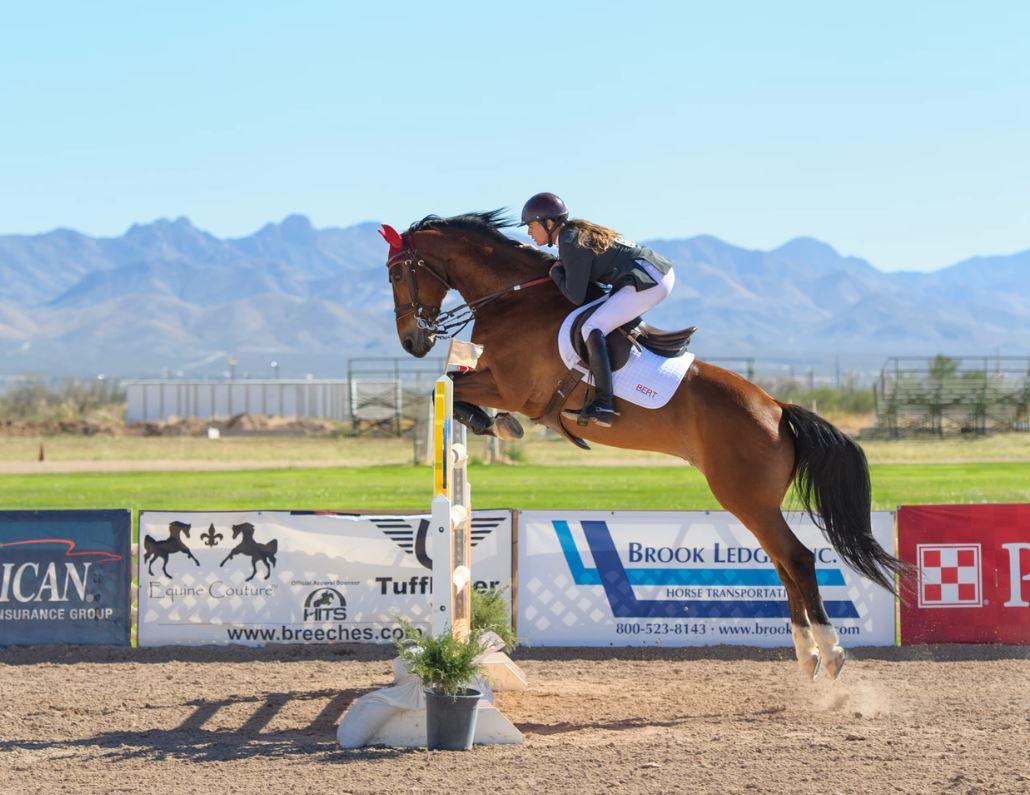 Show Photography from HITS Winter Classic Tuscon, AZ  Photo Credit: Gene Devine