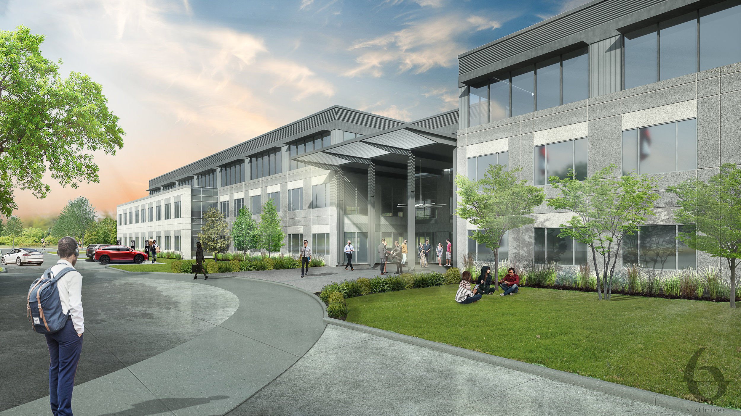 "The newly expanded Paloma Ridge will seek LEED, Fitwell and WiredScore certifications to make it a ""smart,"" green and healthy building as a way to compete with other class A projects rising around Austin."