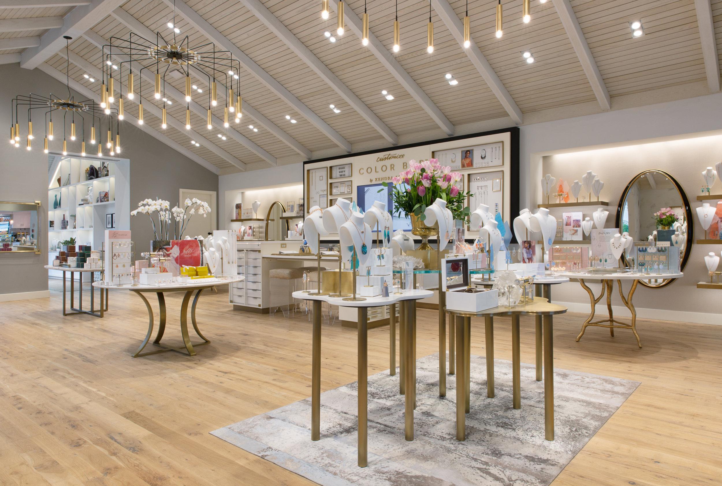 Kendra Scott Flagship Retail Store